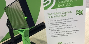 Seagate Perkenalkan SSD dengan Kapasitas 60 TB