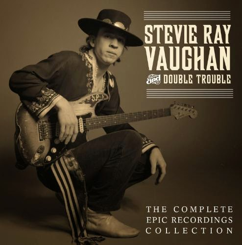 preview stevie ray vaughan and double trouble the complete epic recording collection vvn music. Black Bedroom Furniture Sets. Home Design Ideas