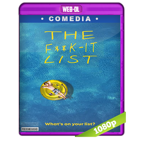 The F**k-It List (2020) WEB-DL 1080p Audio Dual