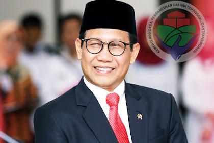 Abdul Halim Iskandar Menteri Desa PDTT Periode 2019-2024