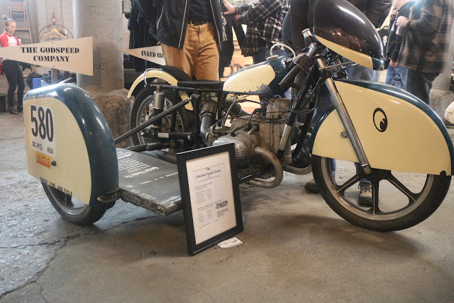 the one moto show number 9 custom bmw motorcycle