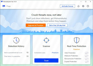 Malwarebytes best free antivirus software