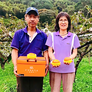 『偲僩農場』是由黃木閑及陳思文夫妻所創立