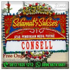 Harga Bunga Papan Selamat & Sukses di Bekasi