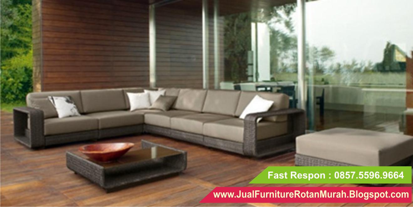 Furniture Rotan Sintetis Kursi Rotan Sintetis Sofa Rotan Sintetis