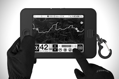 Backcountry Survival Tablet