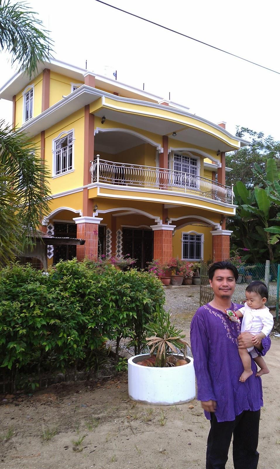 SUEperb MaMa: Pilihan Cat Luar Rumah