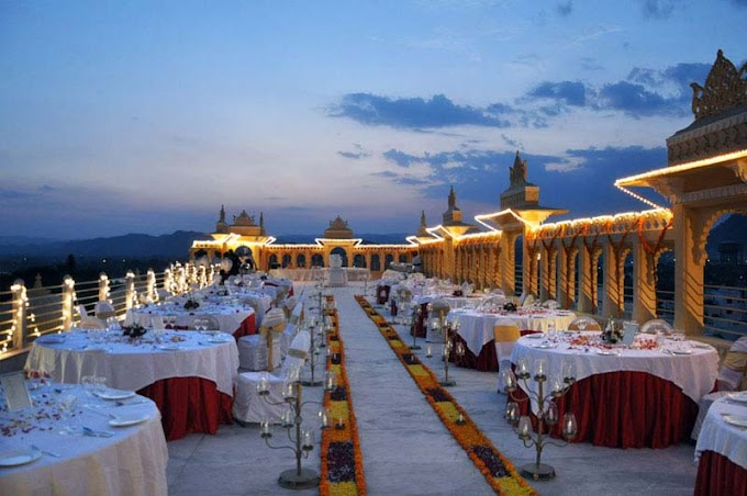 Most Chosen Places for Destination Wedding in India