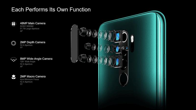 Capable Quad-Cam System