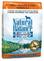 Picture of Natural Balance L.I.D. Limited Ingredient Diets Sweet Potato and Fish Dry Dog Food