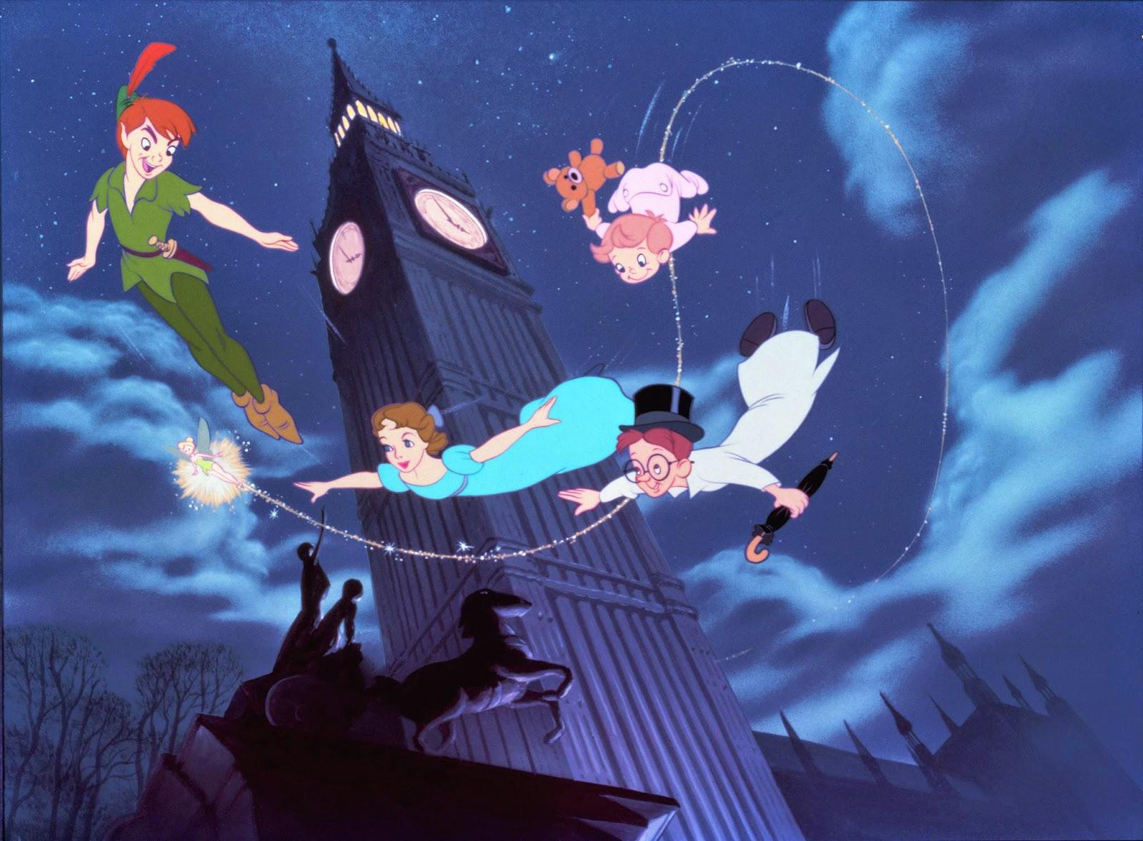 Disney Daze  Peter Pan  52abef81674