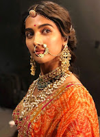 Pooja Hegde Latest Photo Shoot for Wedding Vows HeyAndhra
