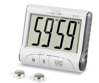 Accessorio Timer da cucina elettronico