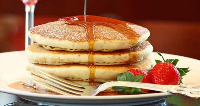 Resep Pancake Sederhana Segar dengan Juice Lemon