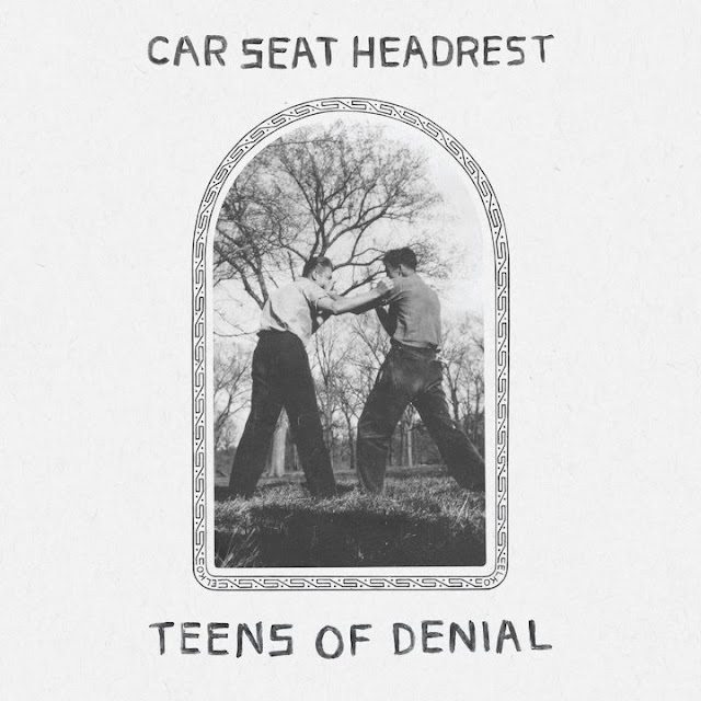 CAR SEAT HEADREST - Teens of denial 1