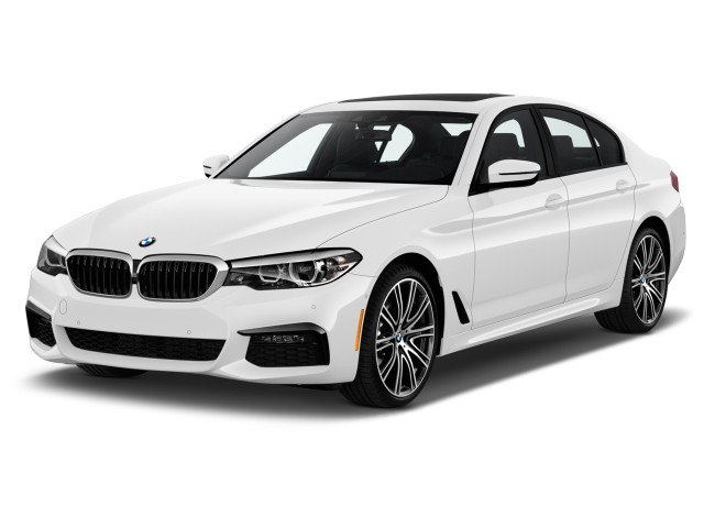 2020 BMW 5-Series Review