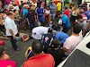 Motocicleta colide em reboque e deixa duas mulheres feridas em Santa Quitéria