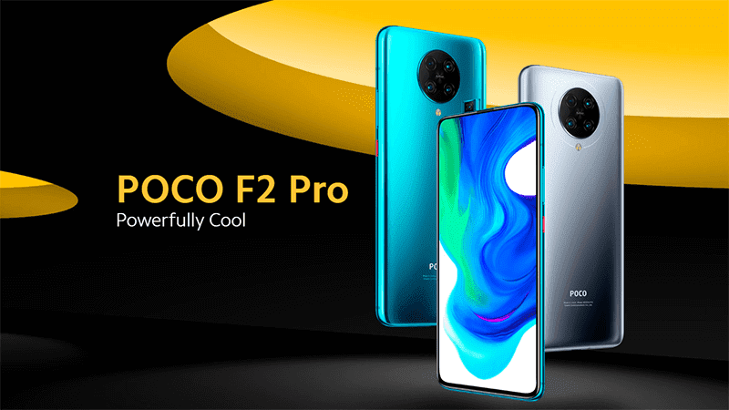 5 best features of POCO F2 Pro