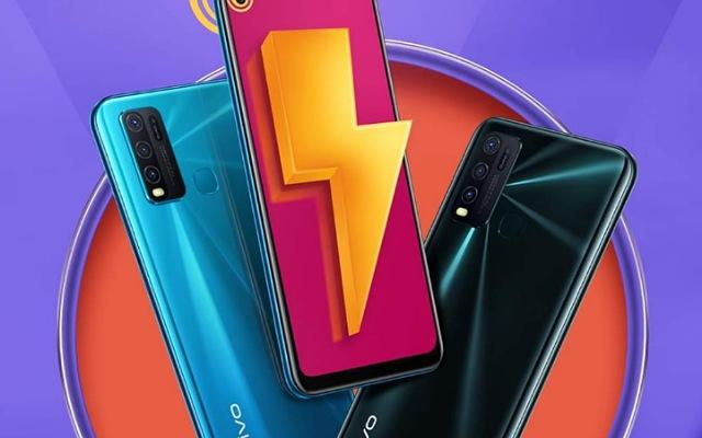 Vivo Y3 smartphone