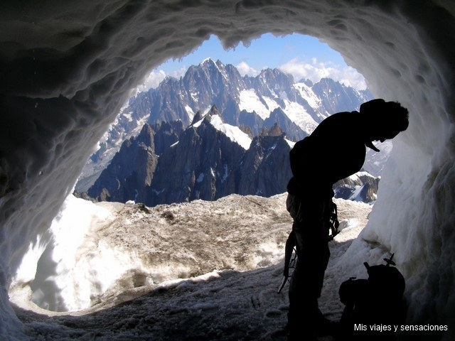 Mont-Blanc, Chamonix, Francia