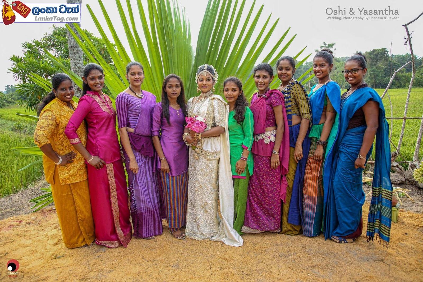 sri lankan wedding dress  47