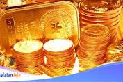 Berapa Keuntungan Investasi Emas Dalam Setahun? Cek Sekarang