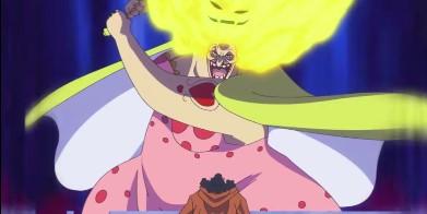 One Piece: Episódio 864 – Finalmente o Confronto. A Yonkou VS O Bando dos Chapéus de Palha.