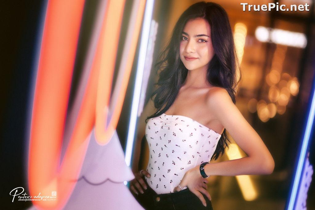 Image Thailand Model - Nenne Kanatsanan - Light A Burn - TruePic.net - Picture-8