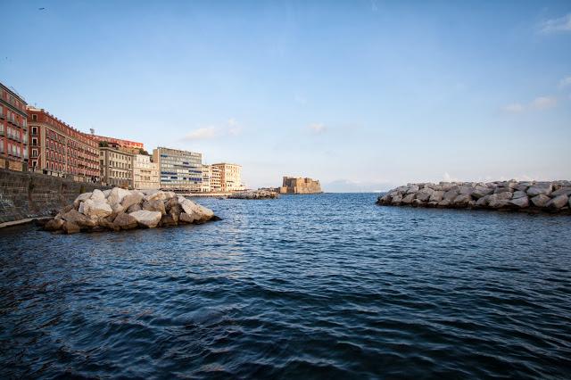 Lungomare-Via Caracciolo-Napoli