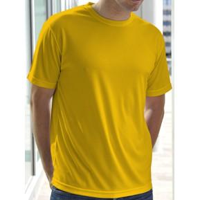 Pusat Kaos Polos Bahan Polyester Asli di Sugapa
