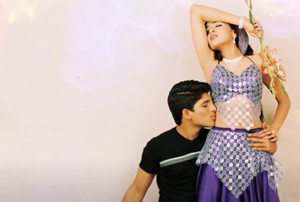Nuvvu Nenu Kalisunte Song Lyrics | Gangotri