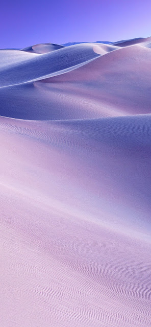 MIUI 11 Desert Wallpaper Full HD+