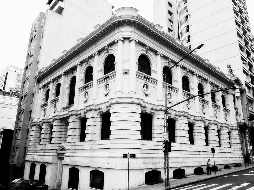 Biblioteca Pública do Estado, em Porto Alegre