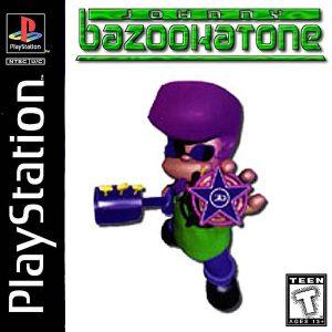 Baixar Johnny Bazookatone (1996) PS1