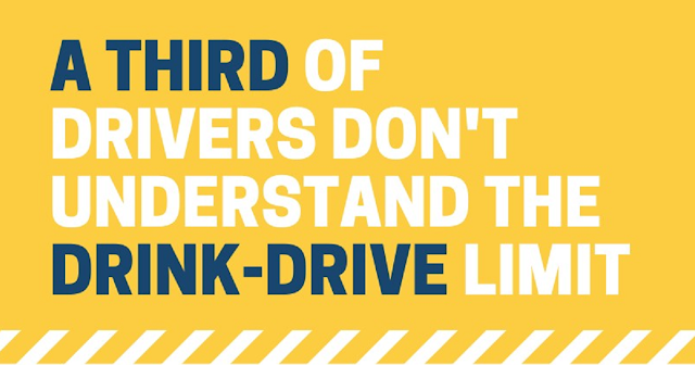 One-Third Of Drivers Don't Know Their Drink-Drive Limit [Infographic]