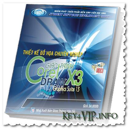Giáo trình học Corel Draw X3 SSDG tiếng Việt