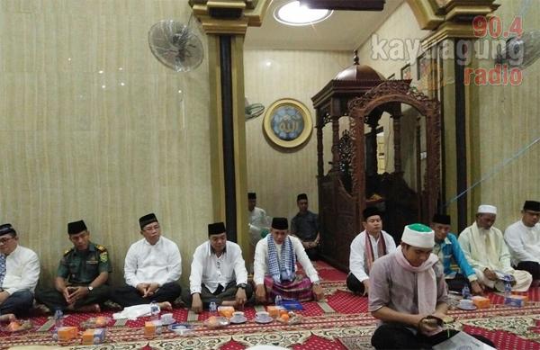 Iskandar SE Peringati Nuzulul Quran Di Tanjung Lubuk