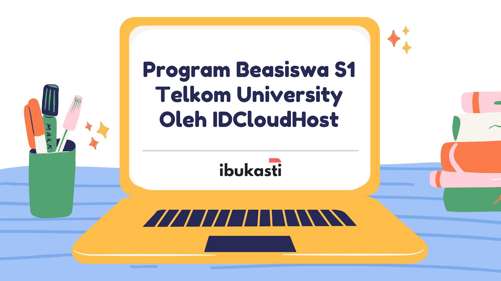 Gambar Program Beasiswa S1 Telkom University