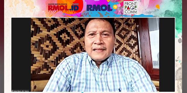 Mardani: Kalau Jokowi Punya Etika, Prabowo-Sandi Tidak Akan Masuk Kabinet
