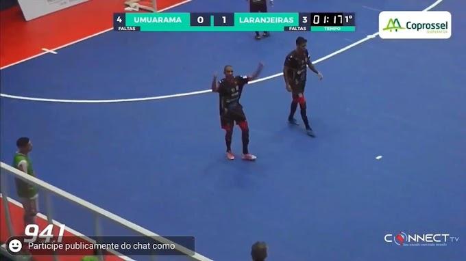 Operário não toma conhecimento do Umuarama e vence por 3 a 1 a primeira da Série Ouro (veja os gols)