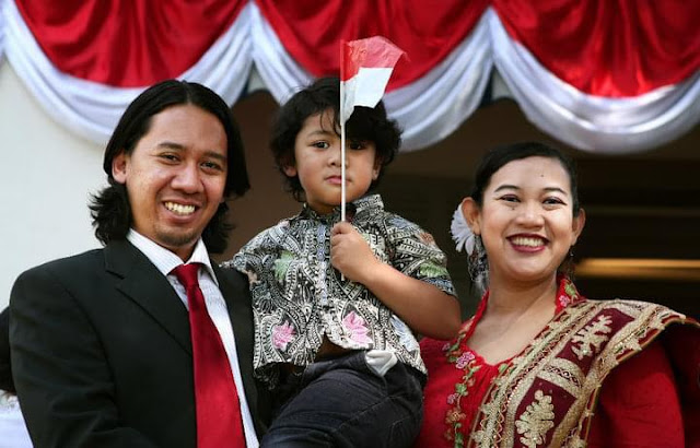 indahnuria.com celebrating Indonesia's Independence in Switzerland