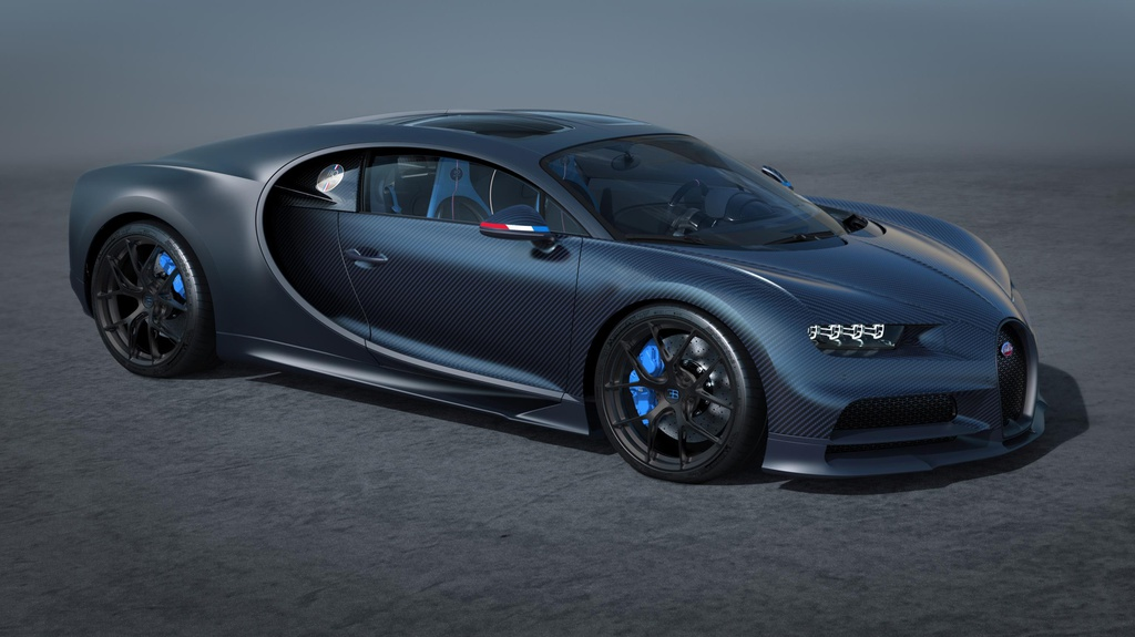 Những mẫu xe Bugatti độc và đẹp nhất trên thế giới