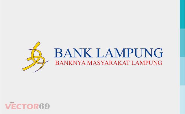 Logo Bank Lampung - Download Vector File SVG (Scalable Vector Graphics)