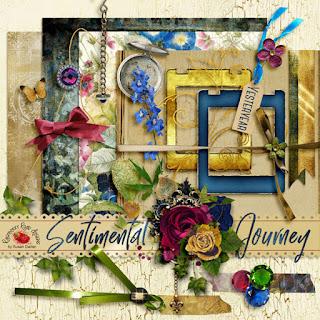 New Sentimental Journey Collection & Free Mini Kit