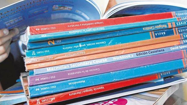 Polémica sobre libros de texto, libros de texto, educación, eldiario.es, Enseñanza UGT, Enseñanza UGT Ceuta, Blog de Enseñanza UGT Ceuta