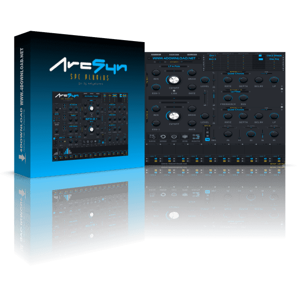 SPC Plugins ArcSyn Synthesizer v4.0.3 Full version