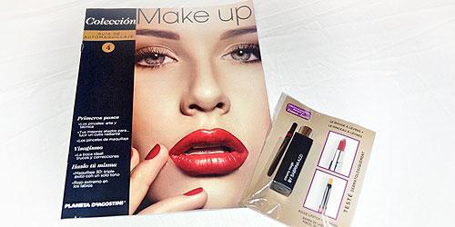 Colección Make Up de Planeta de Agostini fasciculo 4