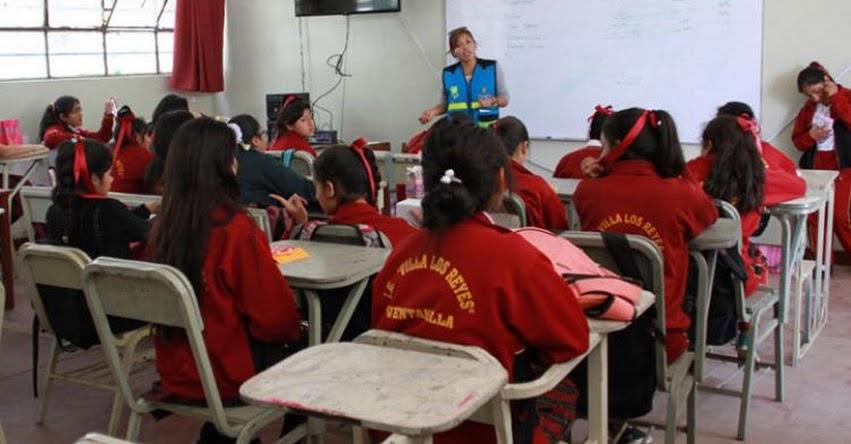 Poder Judicial anula en parte enfoque de género en el Currículo Nacional Escolar del MINEDU