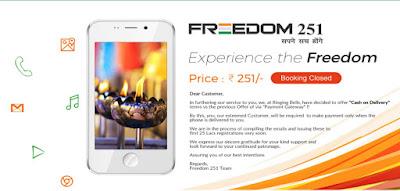 Freedom 251 News