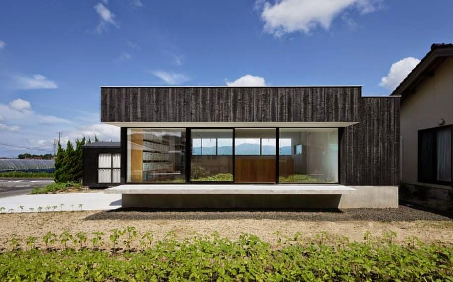 Desain Rumah Minimalis Jepang Tradisional
